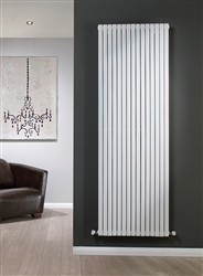 The Radiator Company Camino Double Vertical Radiator