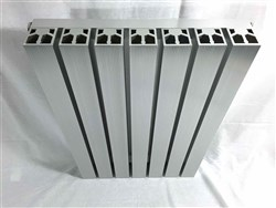 DQ Double Quick Capella Horizontal Radiator