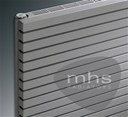MHS Carre Horizontal Radiator