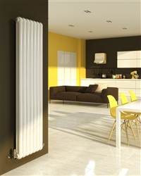 DQ Double Quick Cassius Vertical Radiator