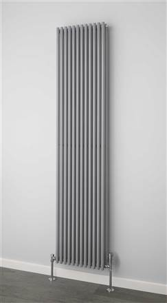 Supplies 4 Heat Chaucer Vertical Tube Radiator