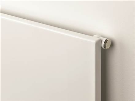 Warmrooms Carat Type 11 Vertical Flat Panel Radiators - Single