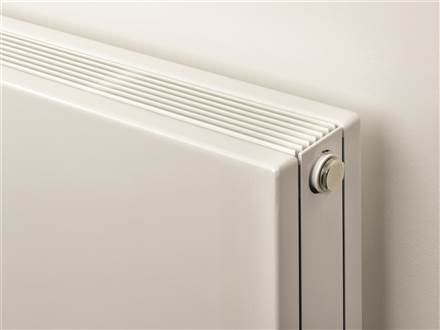 Warmrooms Carat Type 21 Vertical Flat Panel Radiators - Double