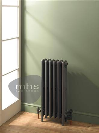 MHS New Clasico C95-4 (935mm overall height) traditional cast iron radiator