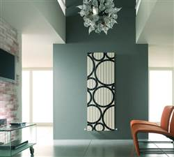 Cordivari Rosy Graphic Ring Designer Radiator
