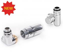 Supplies 4 Heat Corner Thermostatic Dual Fuel Radiator Valves