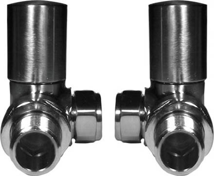 Reina Crova Corner Manual Radiator Valves