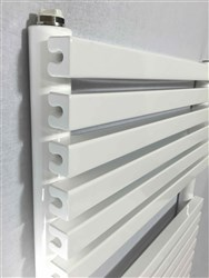 DQ Double Quick Cube Electric Heated Towel Rail