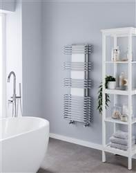 Vogue Cygnus Harmonique Wall Mounted Towel Rail DR032