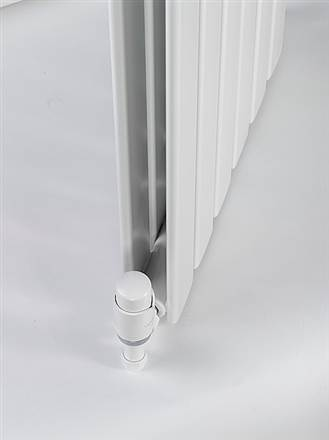 DQ Double Quick Axis Double Vertical Radiator