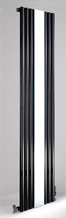DQ Double Quick Cove Mirror Vertical Radiator