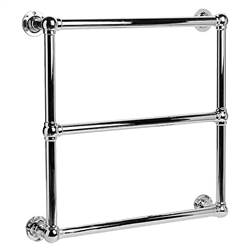 DQ Double Quick Hockwold Traditional Wall Mounted Towel Rail