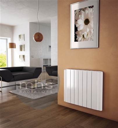MHS Decoral Electric Aluminium Radiator
