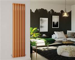 DQ Double Quick Denali Vertical Stainless Steel Radiator