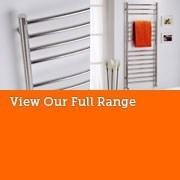 Stainless Steel Heated Towel Rails