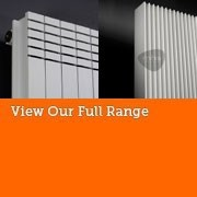MHS Vertical Aluminium Radiators
