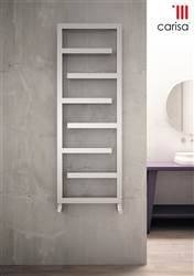 Carisa Eclipse Stainless Steel Designer Radiator