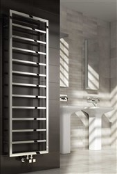 Reina Egna Stainless Steel Designer Heated Towel Rail