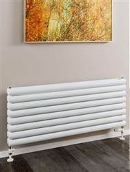 The Radiator Company Ellipsis Double Horizontal Radiator