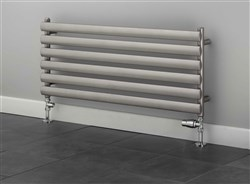Elliptical Single and Double Horizontal Radiator