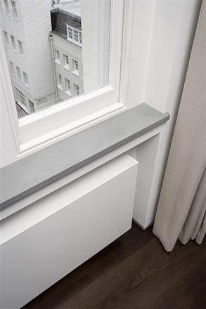 Eskimo Outline Flat Panel Radiator