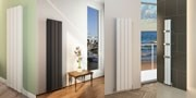 Warm Rooms Vertical Aluminium Radiators