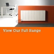 Vasco Horizontal Aluminium Radiators