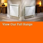 The Radiator Company Horizontal Aluminium Radiators