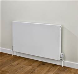 Faraday Type 11 Single Panel Single Convector Flat Panel Radiator - 400mm Height