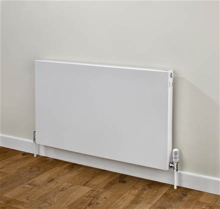 Faraday Type 11 Single Panel Single Convector Flat Panel Radiator - 600mm Height