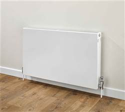 Faraday Type 22 Double Panel Double Convector Flat Panel Radiator - 500mm Height
