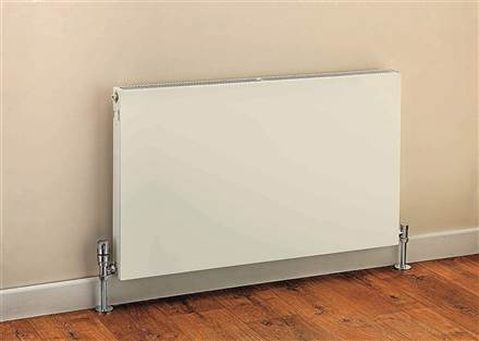 Faraday Type 21 Double Panel Single Convector Flat Panel Radiator - 600mm Height