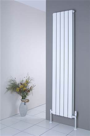 Faral Longo Vertical Aluminium Radiator 1842mm High