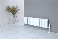 Faral Sill Line Flat Front Horizontal Radiator 392mm High