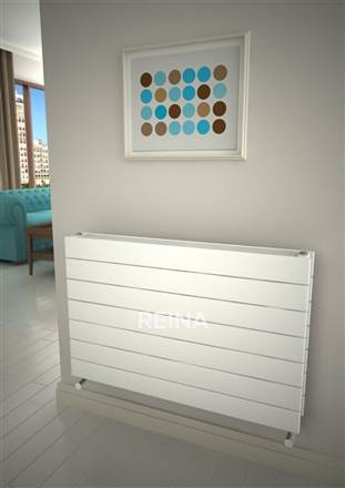 Reina Flatco Type 11 (Single Panel, Single Convector) Horizontal Radiator