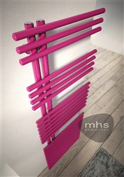 MHS Funky Designer Heated Towel Rail