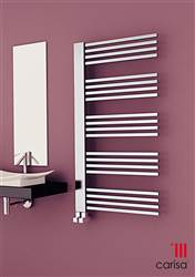 Carisa Gradient Steel Towel Rail