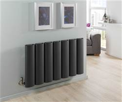 The Radiator Company Ovali Horizontal Radiator