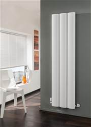 The Radiator Company Ovali Vertical Radiator