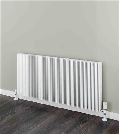 Supplies 4 Heat Hadlow Horizontal Aluminium Radiator