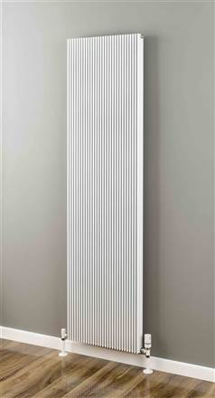 Supplies 4 Heat Hadlow Vertical Aluminium Radiator