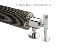 The Radiator Company Halo Horizontal Designer Radiator