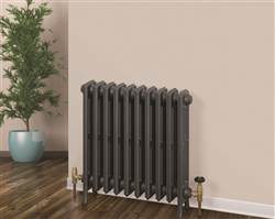 Warmrooms Iconic Cast Iron Column Radiator