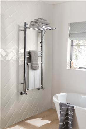 Vogue Harmonique Duo Heated Towel Rail MD090