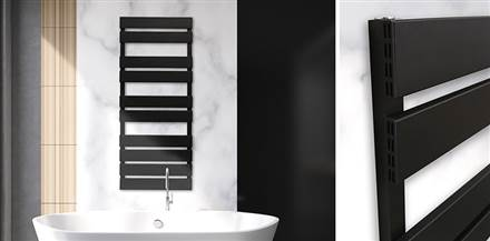 Ultraheat Hestia Vertical Towel Rail