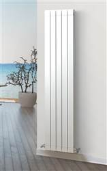 Warmrooms Aluwarm Vertical Aluminium Radiator