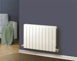 Warmrooms Aluwarm Horizontal Aluminium Radiator