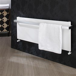 The Radiator Company Ice Bagno Horizontal Towel Radiator