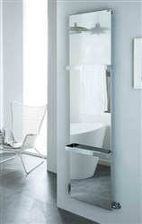 The Radiator Company Ice Bagno Vertical Towel Radiator