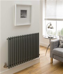 The Radiator Company Inferno Horizontal Radiator